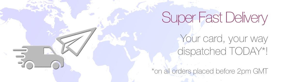 Worldwide and Local ID Card Delivery