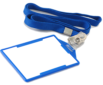 Lanyards, Card Holders, Security Tags for ID Cards