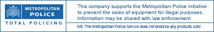 Metropolitan Police - Total Policing