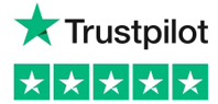 5 Stars Trustpilot Reviews